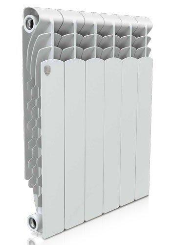 Алюминиевый радиатор Royal thermo revolution 500 12 секций