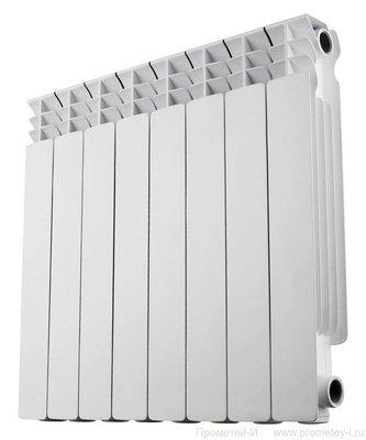Алюминиевые радиаторы Garanterm gal500m 8 секций