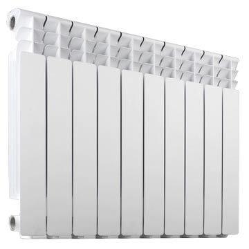 Алюминиевые радиаторы Heateq 500 8 секций
