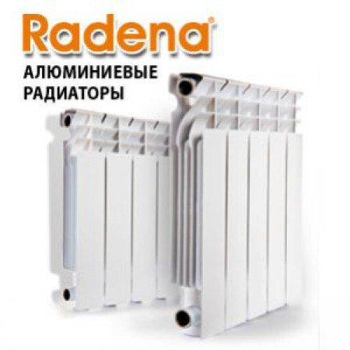 Алюминиевые радиаторы Radena 350 6 секций