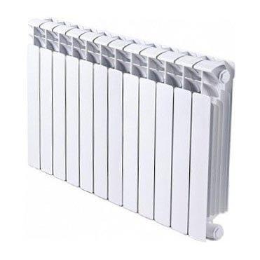 Биметаллические радиаторы Rifar base 500\100 10 секций