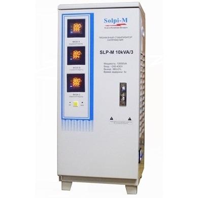 Стабилизатор трёхфазный Solpi-M SLP-M 10kVa/3
