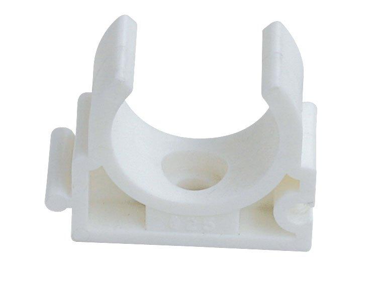 Клипса полипропиленовая d20 ПластПолимер