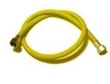 Шланг газовый ПВХ (гайка-гайка 1/2 дюйма) 1,5 метра