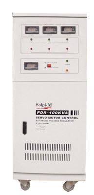 Стабилизатор напряжения Solpi PDR-100 000 ВА - PRO