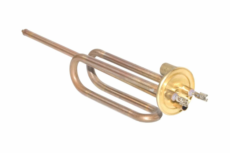 Нагревательный элемент RCF 1500 Вт М5   под анод (трубка термостата 380 мм в пакете Аристон) (816728