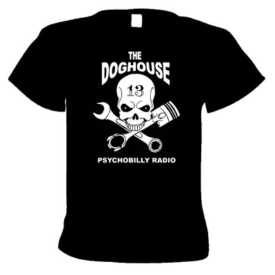 Classic 'Pit Crew' T-shirt