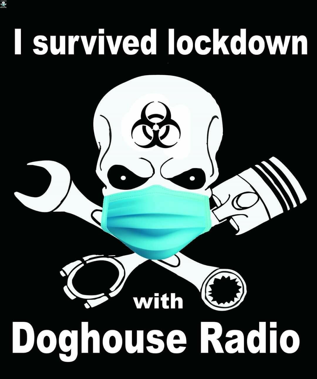 """I survived lockdown...."" t-shirt"