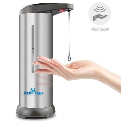 Soap Dispenser Automatic Sensor - 280ml - Stainless Steel