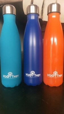 Double-wall Thermal Bottle in Stainless Steel without BPA - 500ml
