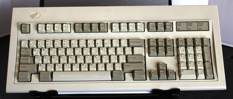 IBM 1391401 Keyboard