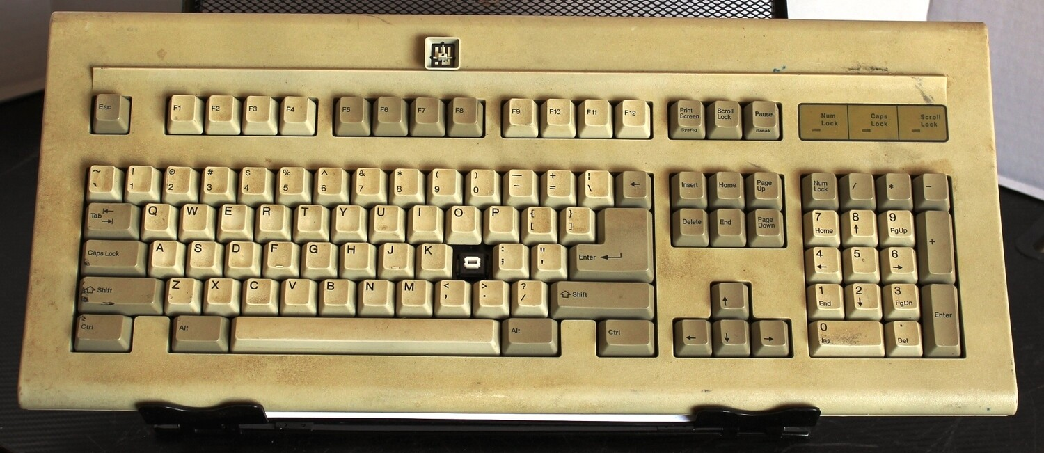 Chicony KB-5161 Keyboard for Parts or Repair