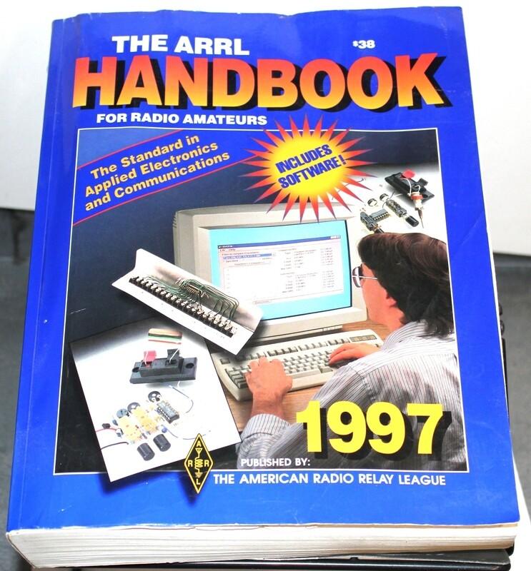 The ARRL Handbook for Radio Amateurs 1997
