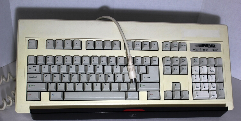 Everex Enhanced Keyboard