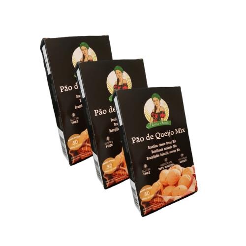 Pão de Queijo Mix | 3 pakketjes | 1200g