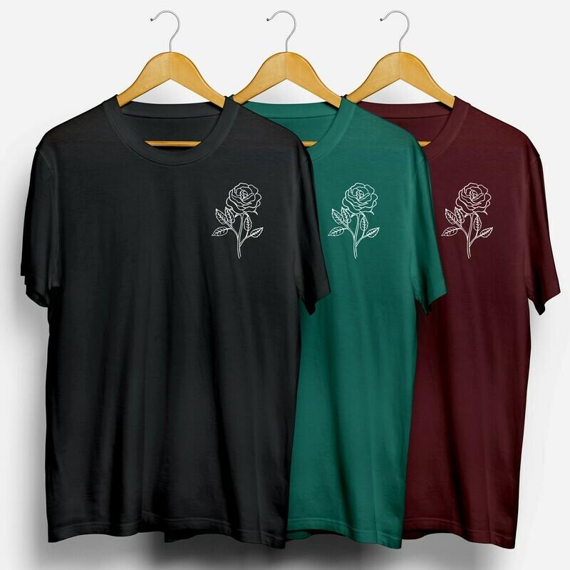 T-Shirt Stalker Rose