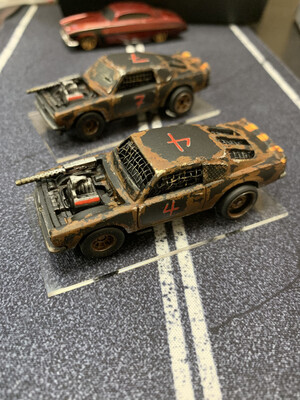 Gaslands Competition Bases