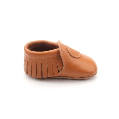 Classic Moccasins  - Brown