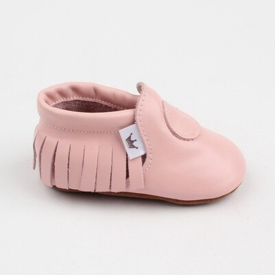 Classic Moccasins  - Pink