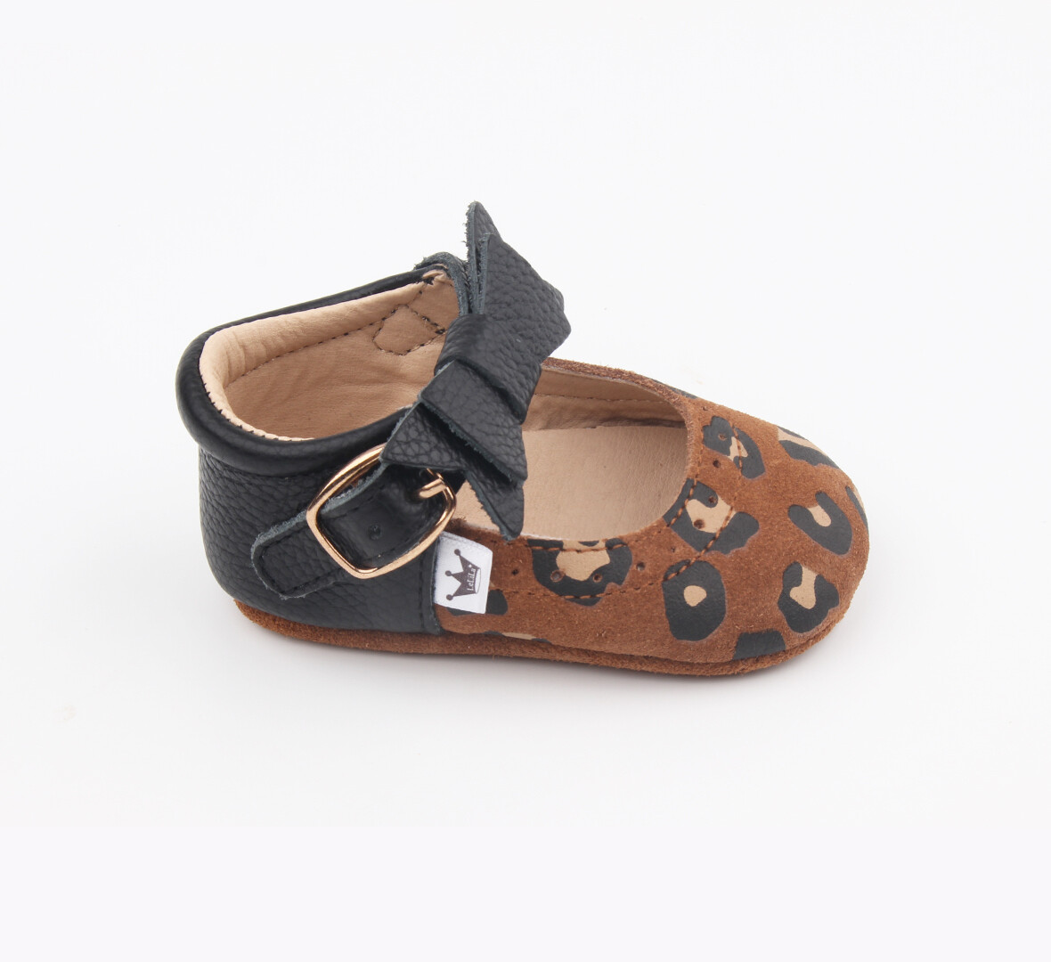 Oxford Mary Jane's - Leopard SPECIAL EDITION