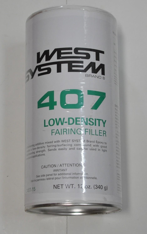 West 407 Low density filler