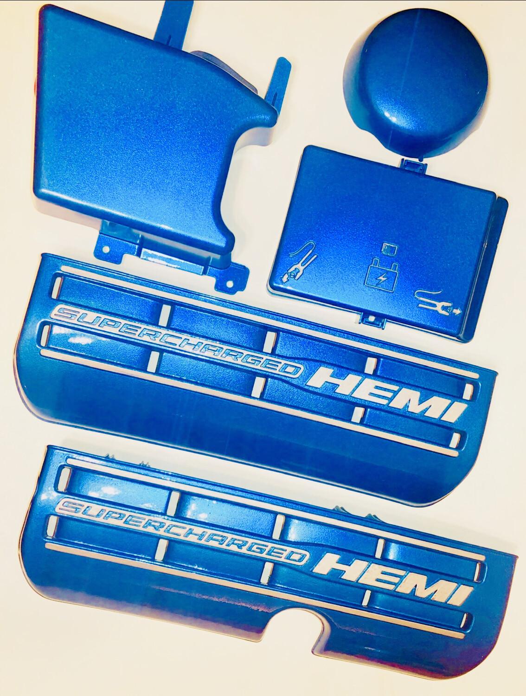 Package Deal - Supercharged HEMI Painted Or Carbon Fiber Bundle