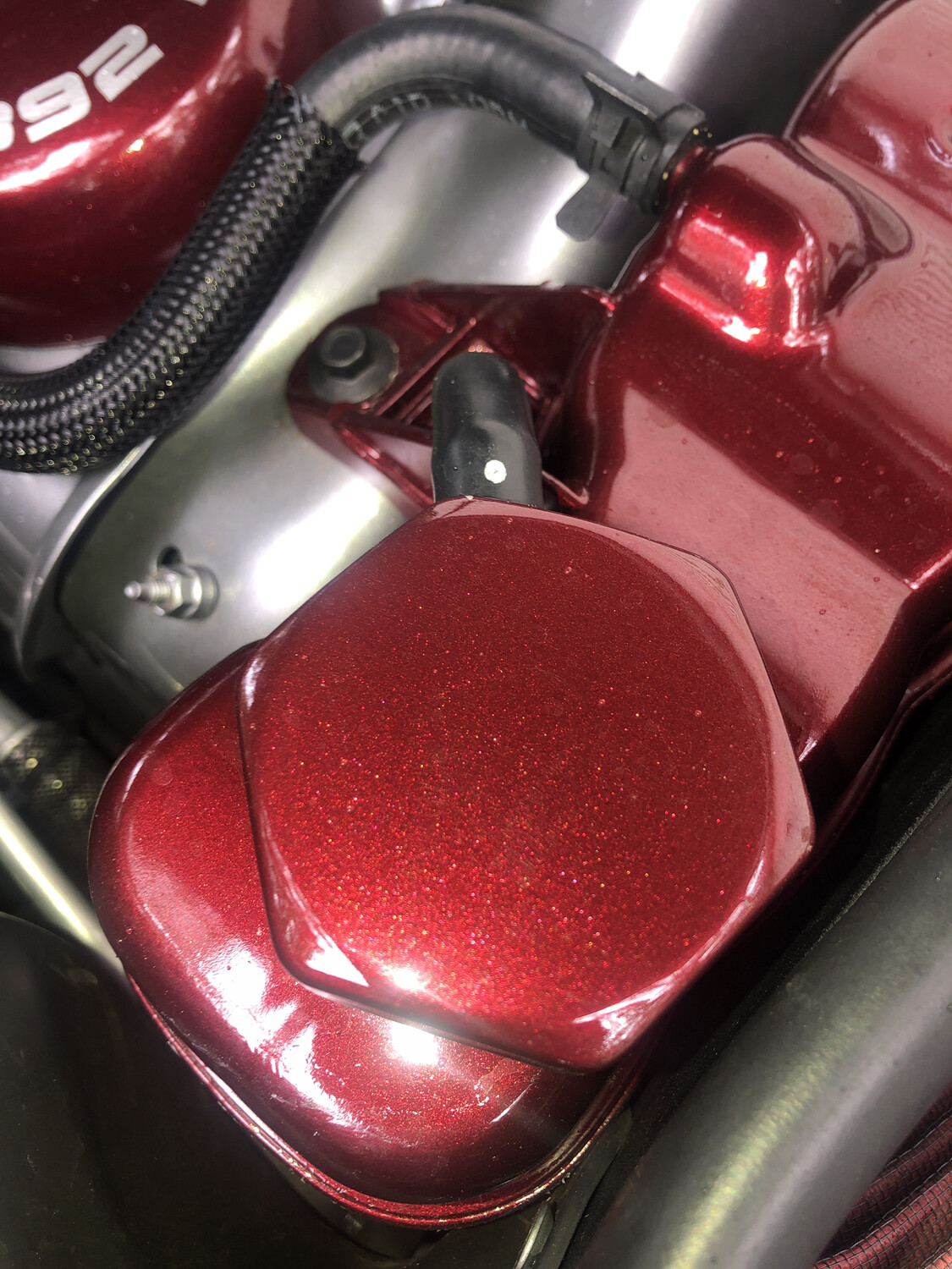 Radiator Cap - Painted