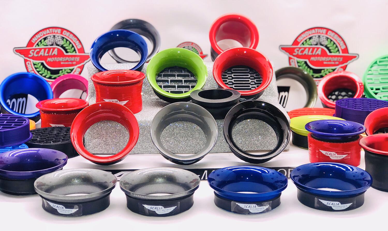 DIABLO Headlight Rings - Painted