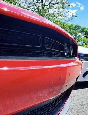 Bumper Plugs - Painted OEM Colors