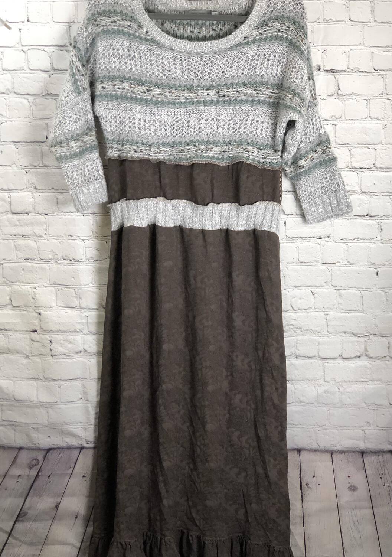 Minty Sweater Dress