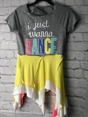 Child I Just Wanna Dance