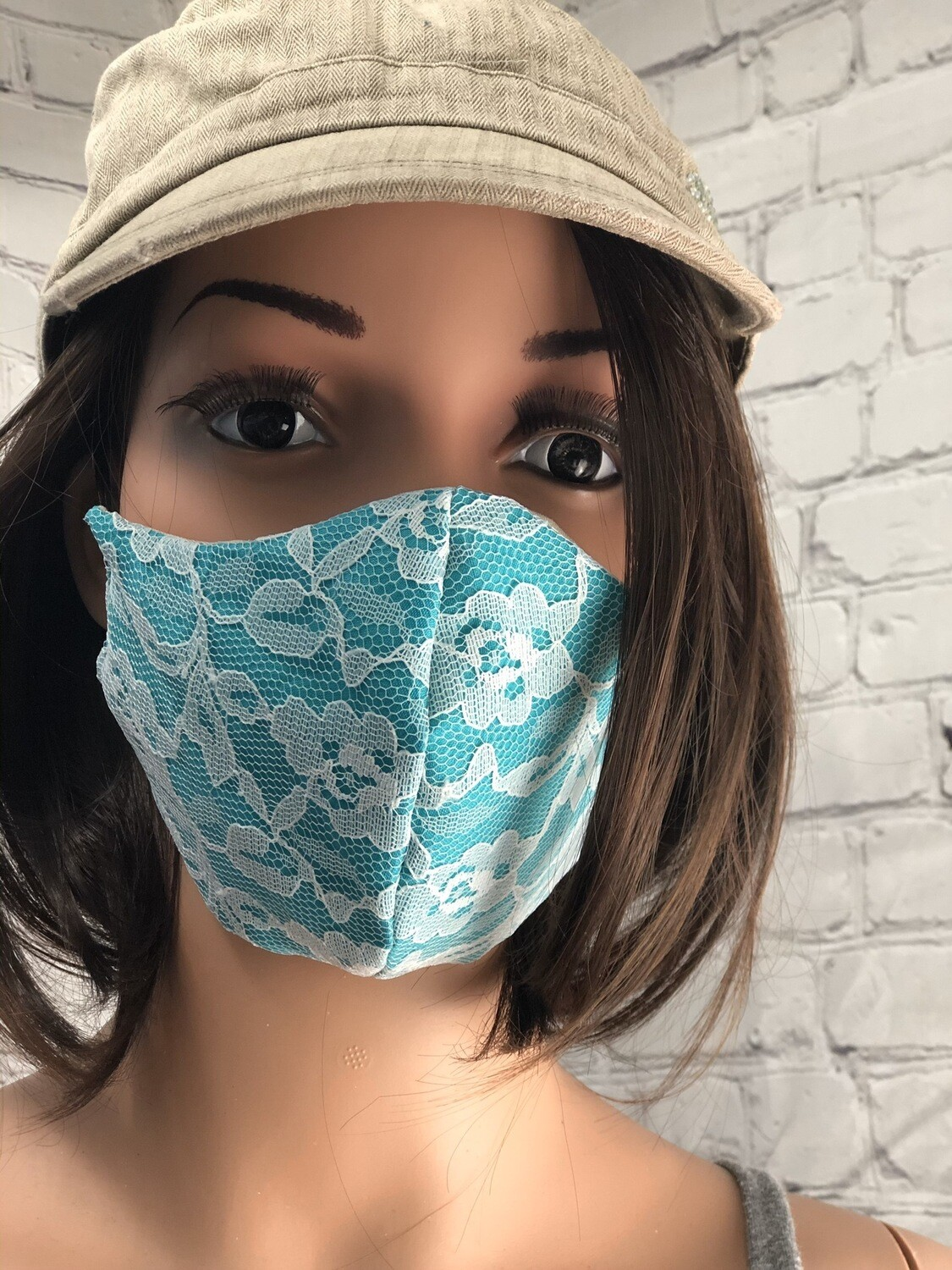 Glamour Collection Handmade Face Mask