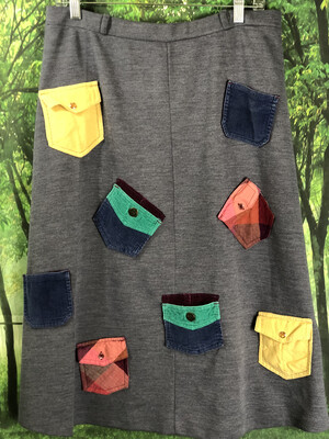 Pockets Galore Skirt