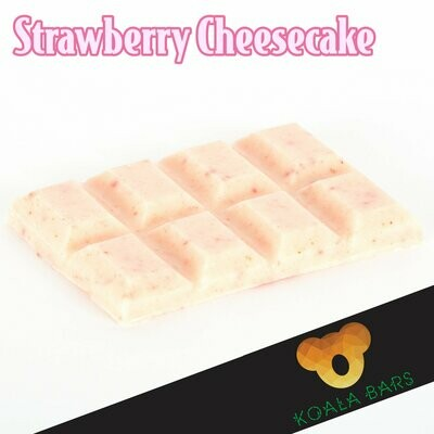 500MG Chocolate Bar - Strawberry Cheesecake