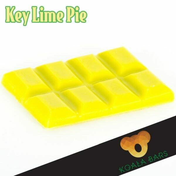 500MG Chocolate Bar - Key Lime Pie