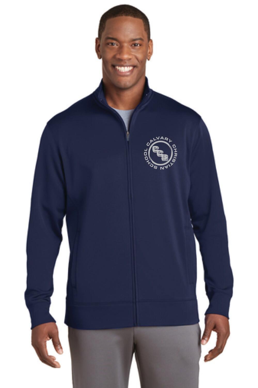 Sport-Wick Fleece Full-Zip Jacket Calvary Christian School