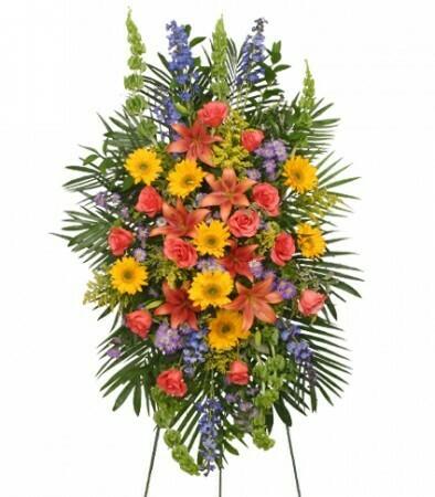 Vibrant Floral Expression