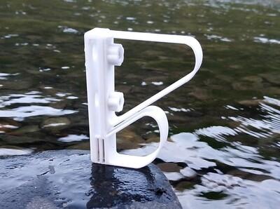 New design Fly fishing line holder v4.0