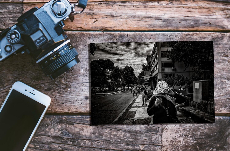Istanbul Faith Street photo Faith 2019/ Print  Hahnemuhle FineArt Baryta numbered series 1/50