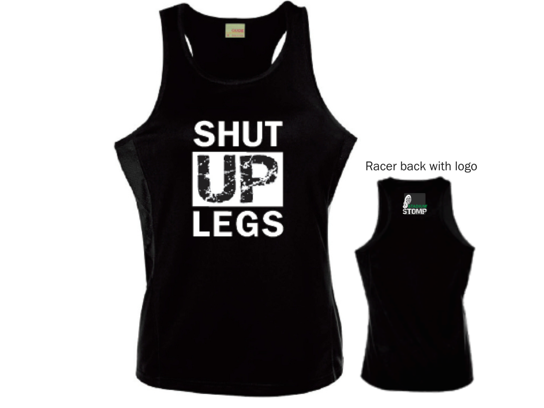 "SMALL - Women's ""Shut Up Legs"" Singlet"
