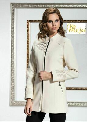 8202 Coat -Off White