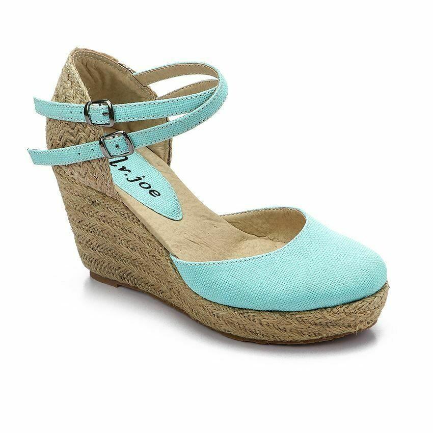 3368 Sandal - Light Blue
