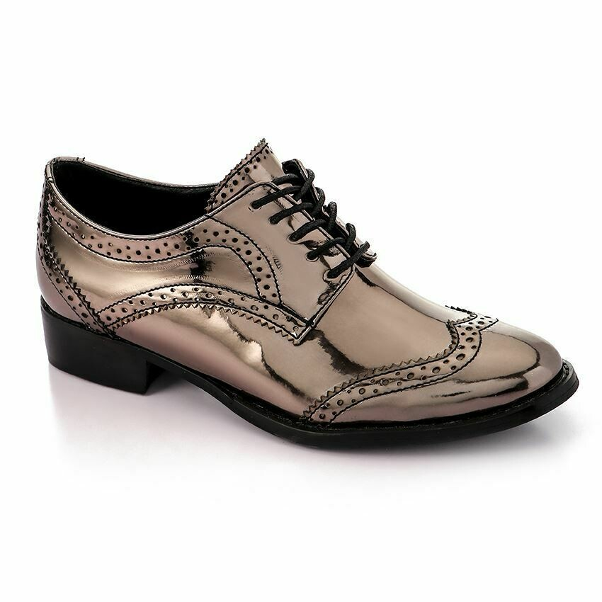 3367 Shoes - Smoked