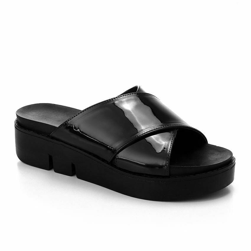 3301 Slipper - Black