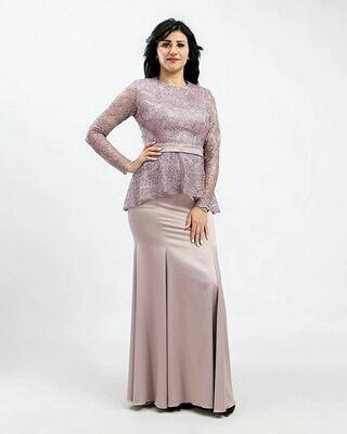8405  Soiree Dress - Cashmer