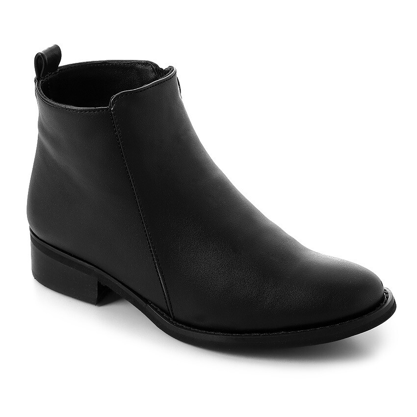 3310 - Half Boot -  Black