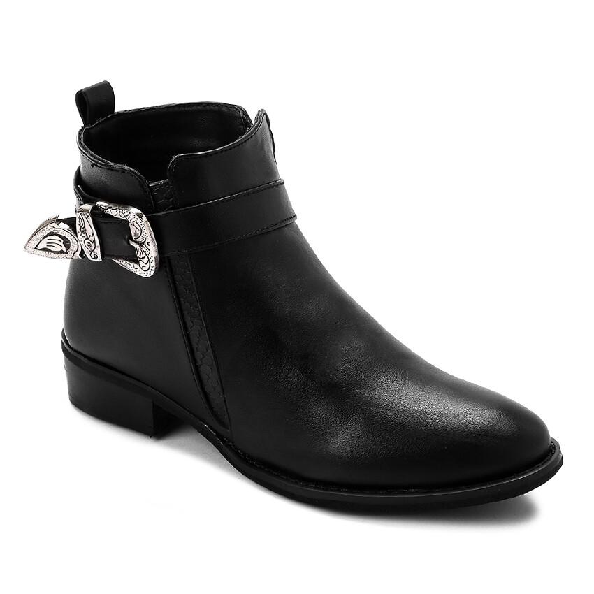 3303 haif Boot Black
