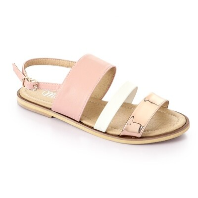 3361 Sandal - Pink*copper
