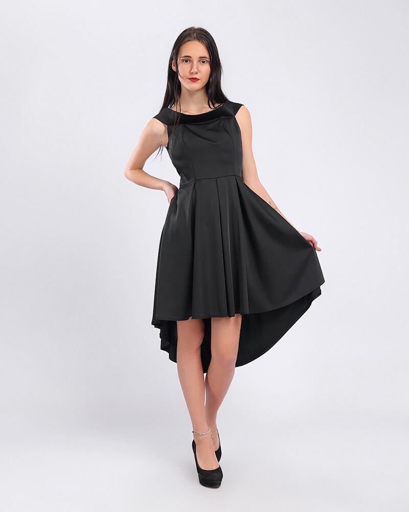 Soiree Dress - Black