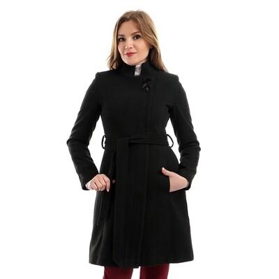 8196 Coat - Black